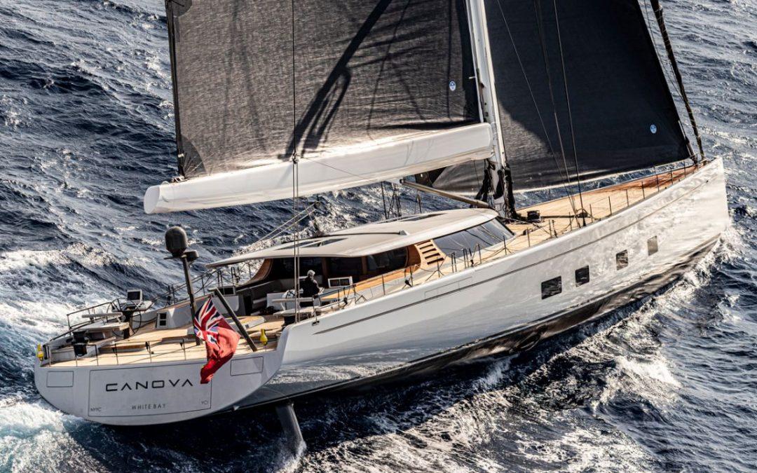 Baltic Yachts – S/Y Canova