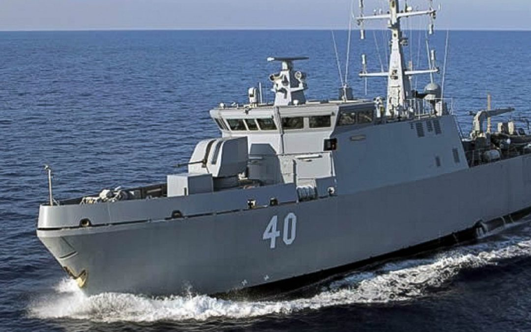 Intermarine – 52m/ 172ft Minesweeper