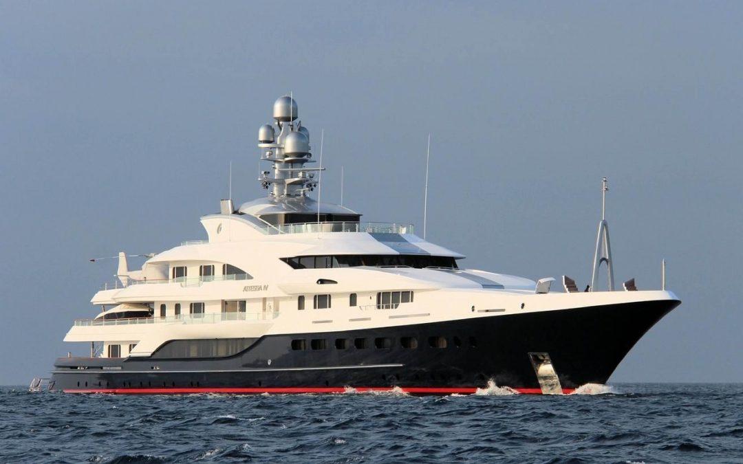 Washington Yachting Group – M/Y Atessa IV