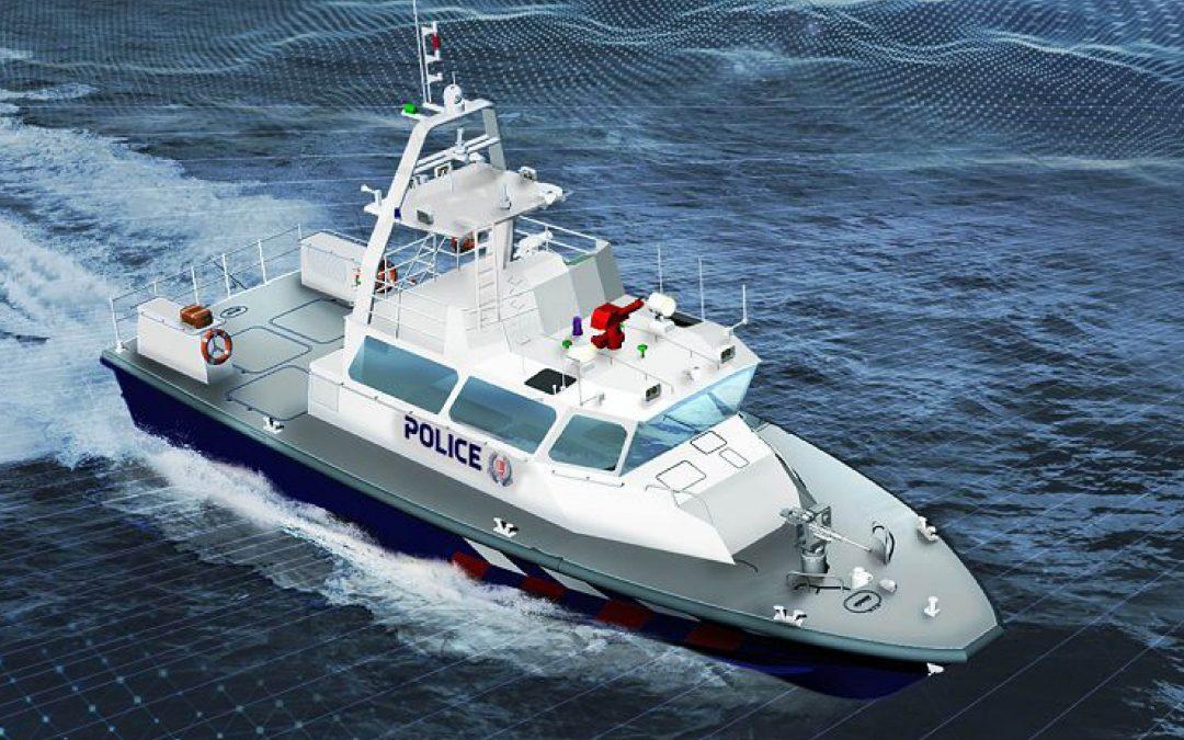 ST Engineering Marine – FPC Singapore Police