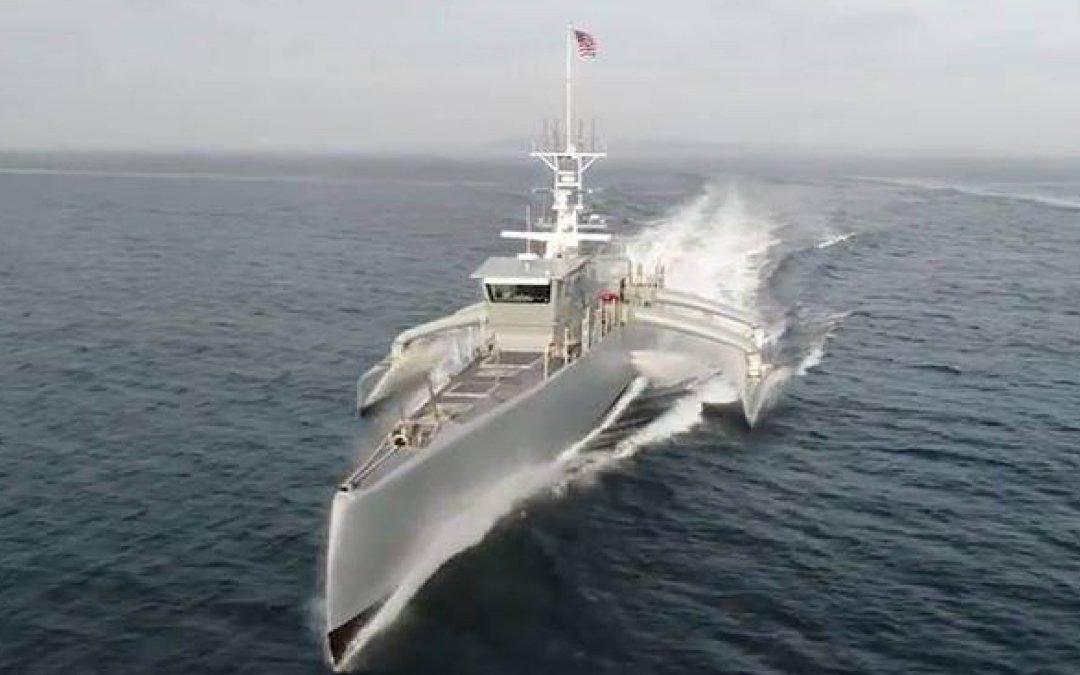 DARPA- Sea Hunter