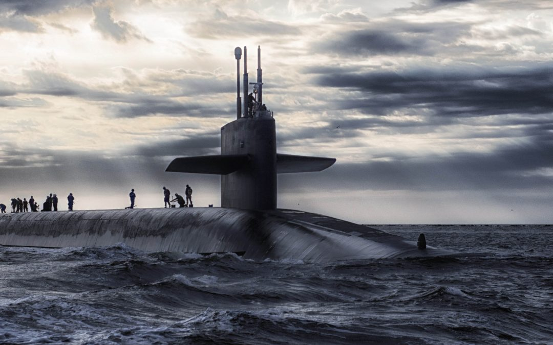 Submarine Anchor System